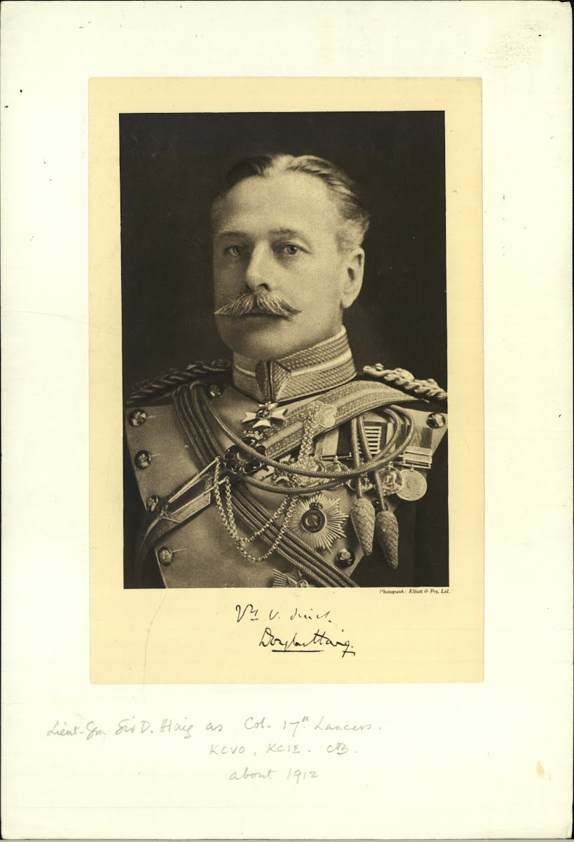 Haig Field - Marshal Sir. Douglas