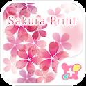icon & wallpaper-Sakura Print- icon