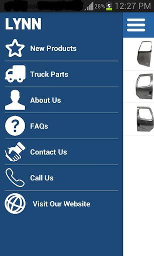 【免費商業App】Lynn Truck Parts-APP點子