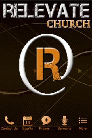 Relevate Church App