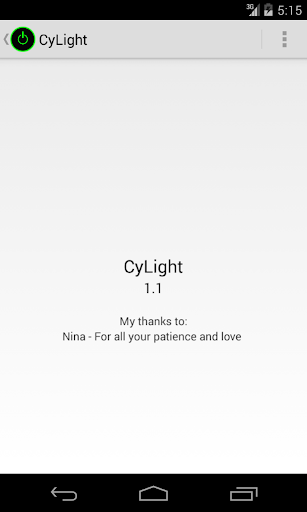 【免費工具App】CyLight - Flashlight-APP點子