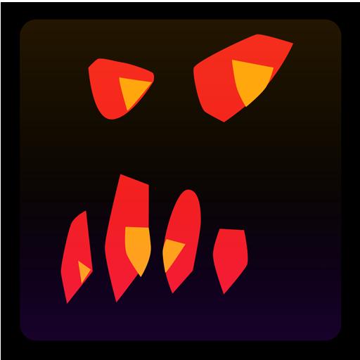 Halloween Widget LOGO-APP點子