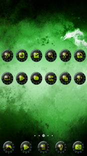 Green Droid IconPack - screenshot thumbnail