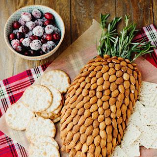 Almond Cheddar Pinecone