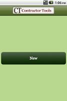 Screenshot of Universal Estimator