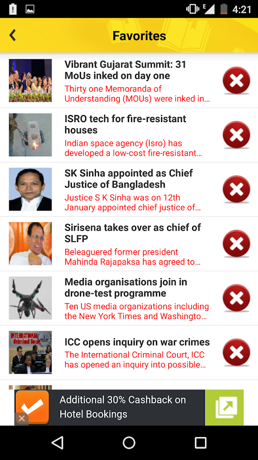 Sakshi Current Affairs- screenshot