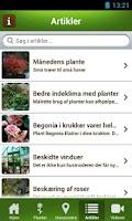 Screenshot of Haveglæder