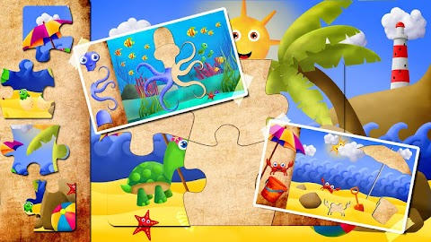 HD Puzzle Kids & Toddlers Lite Screenshot 7