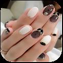 Woman Makeup:Nail icon