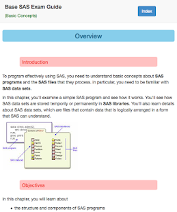Base SAS Exam Guide- screenshot thumbnail