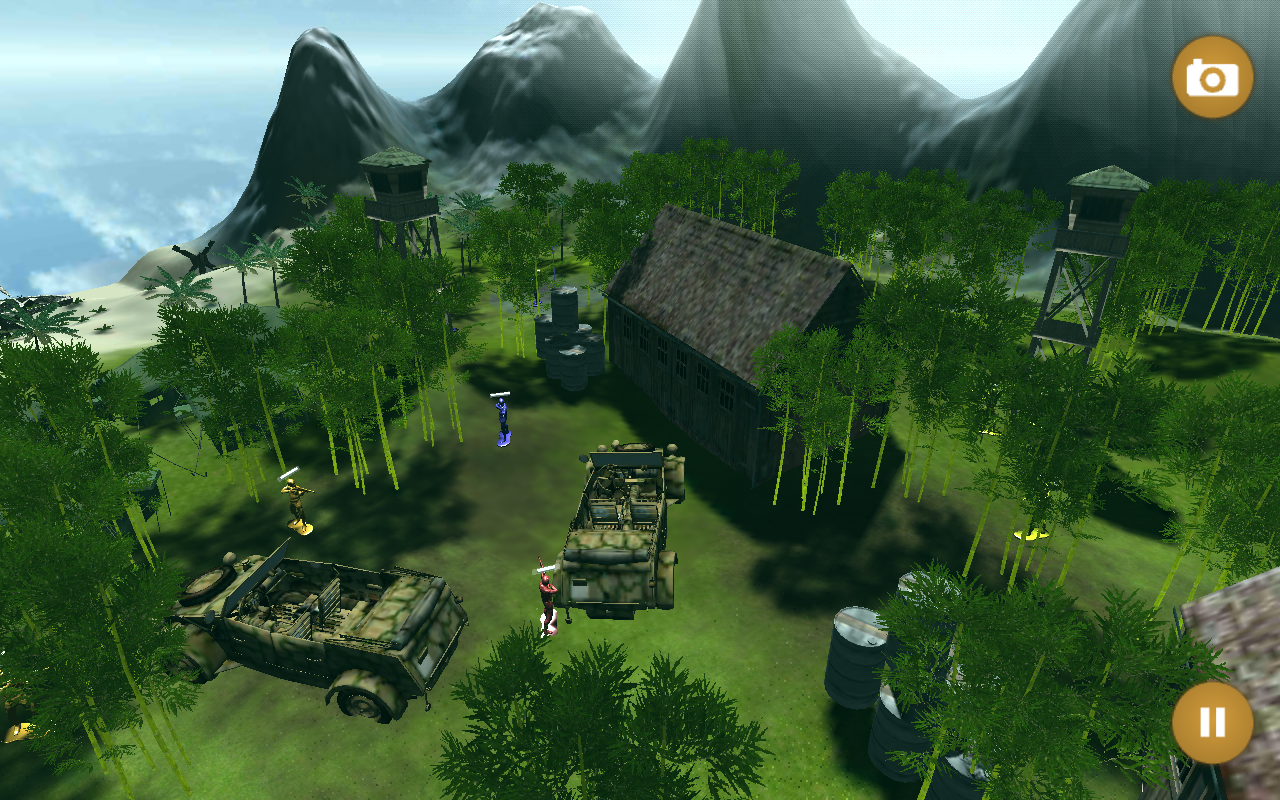Toy Soldiers - screenshot