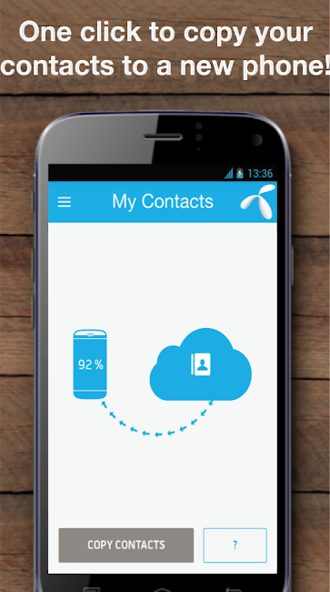 #2. My Contacts (Android)
