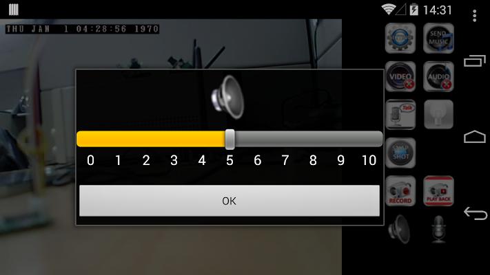 Mi-CAM - screenshot