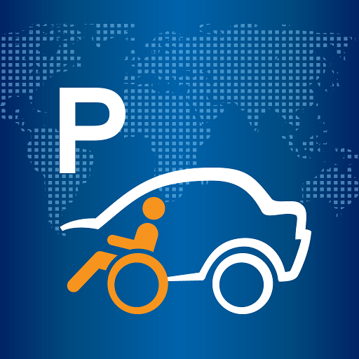 parking4disabled LOGO-APP點子