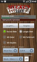 Screenshot of MUCKEN - CARD GAME (free)