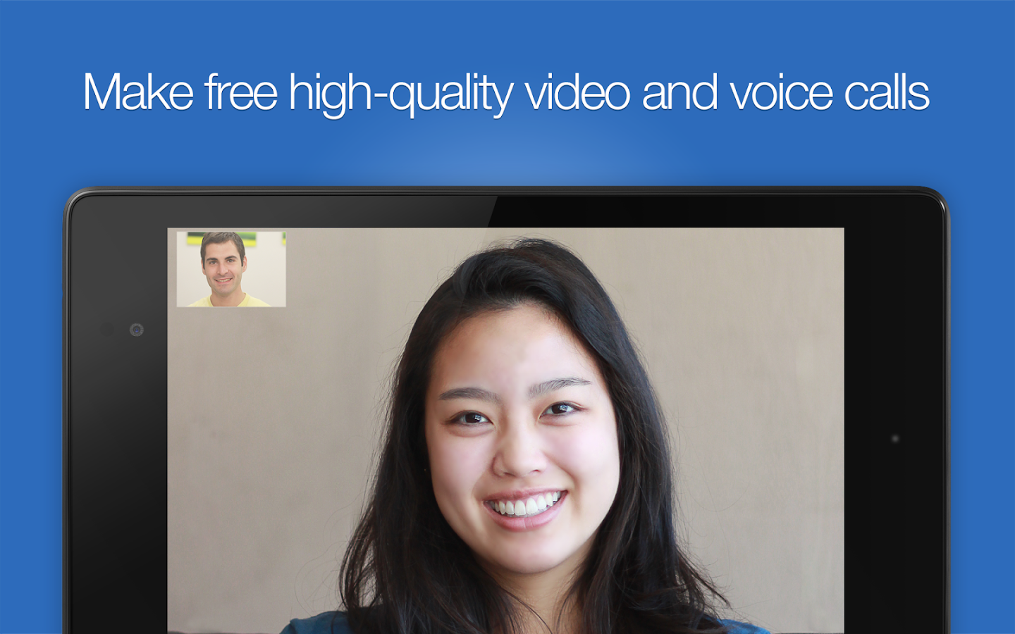 imo free video calls and text - screenshot