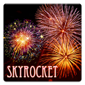 3D Skyrocket Live Wallpaper icon