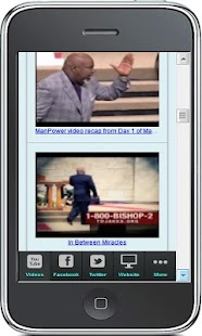 T.D. Jakes - screenshot thumbnail