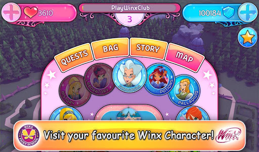 Winx Club: Winx Fairy School v1.6