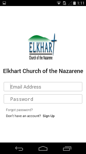 Elkhart Nazarene Church