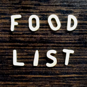 Food Checklist