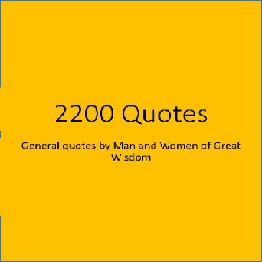 2200 General Quotes LOGO-APP點子