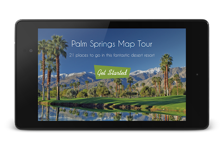 Palm Springs Map Tour screenshot 6