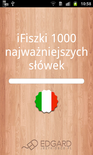 Włoski 1000 najważ. słówek