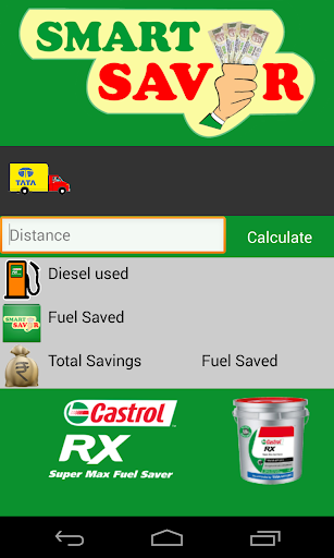 Castrol VSF Calculator