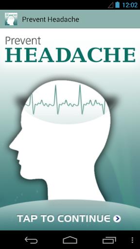 Prevent Headache