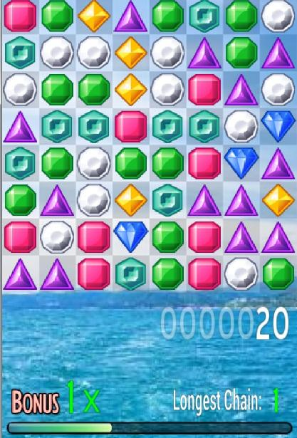 Super Jewels Game- screenshot