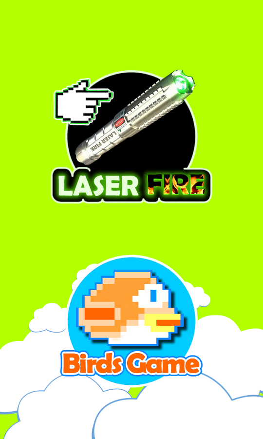 Laser Pointer Simulator 2- screenshot