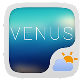 VENUS THEME GO WEATHER EX