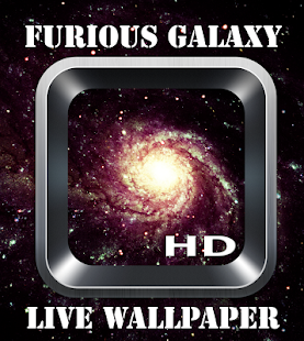 Furious Galaxy Wallpaper - screenshot thumbnail