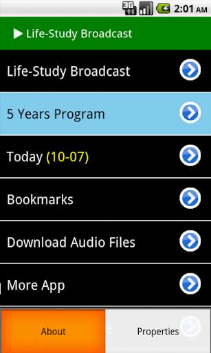 LIFE-STUDY Broadcast