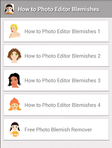 How to Remove Blemishes