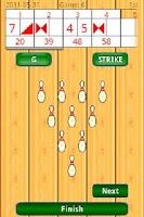 Screenshot of Touch de Score Bowling