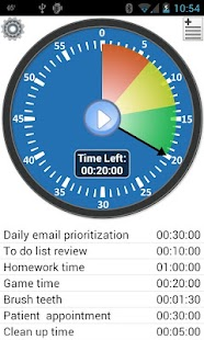 Activity Timer - Trial - screenshot thumbnail
