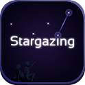 Stargazing icon