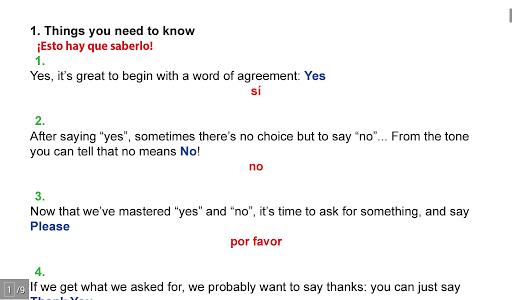 【免費教育App】Speak Spanish (n)-APP點子