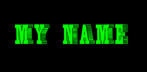 My Name 3d Wallpapers: My Name 3D Live Wallpaper
