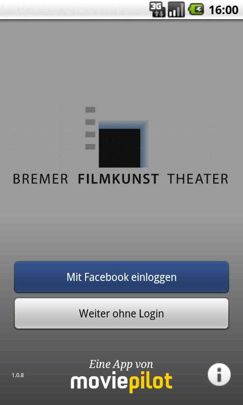 Atlantis Filmkunst Theater - screenshot