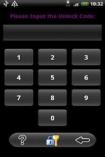 Application Protection - screenshot thumbnail