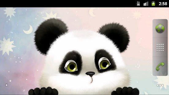 Panda Chub Live Wallpaper Free - screenshot thumbnail