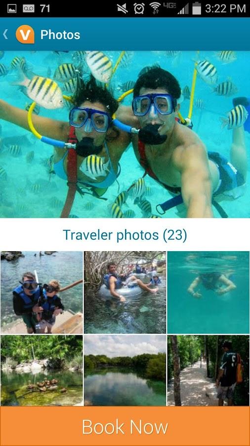 Viator Tours & Activities - screenshot