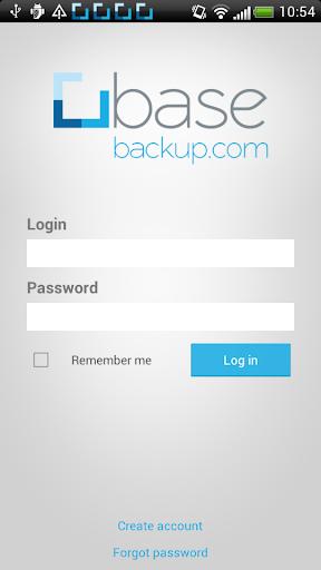 BaseBackup