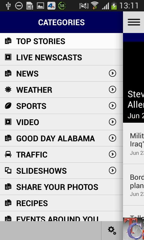 WBRC TV News FOX6 - screenshot
