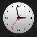 Galaxy Clock Live Wallpaper icon