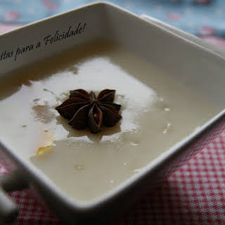 Sweet Tapioca Pudding with Anise.