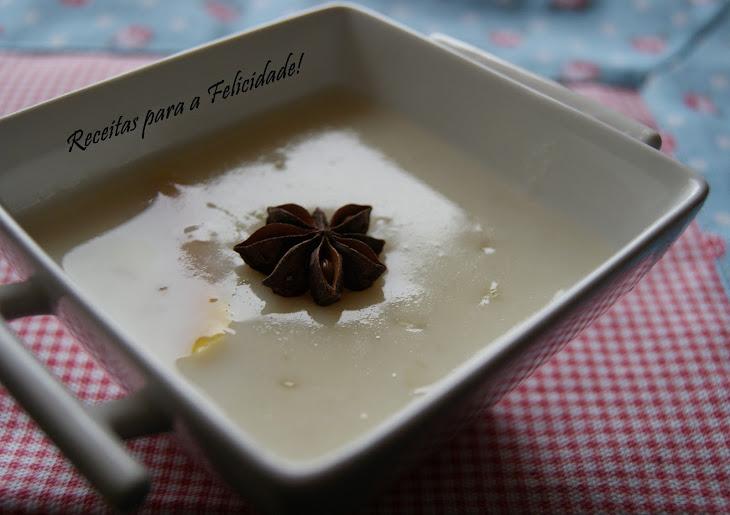 Sweet Tapioca Pudding with Anise Recipe